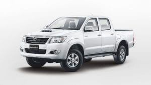 Toyota Hilux Double Cab 4x4 Automatic
