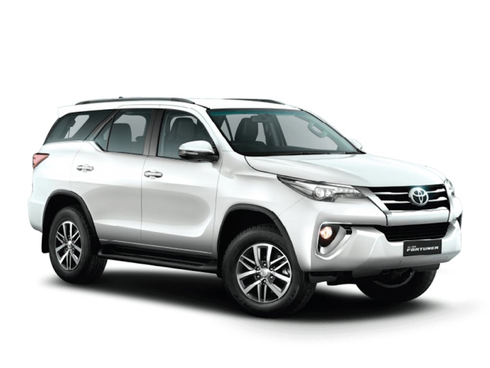 Toyota Fortuner Epic SUV 2x4 Automatic