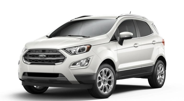 Ford Ecosport 2x4 SUV Automatic Transmission