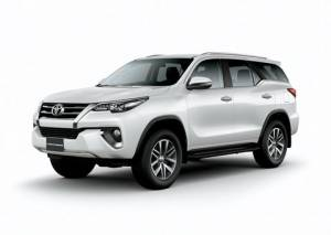 Toyota Fortuner 4x4Automatic Transmission