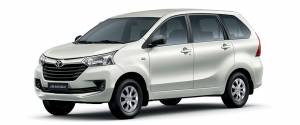 Hire the Toyota Avanza from R525/day