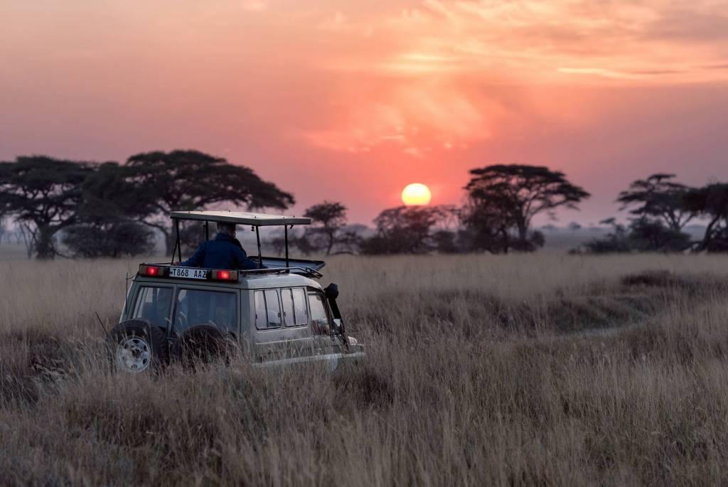 maun botswana self drive holiday