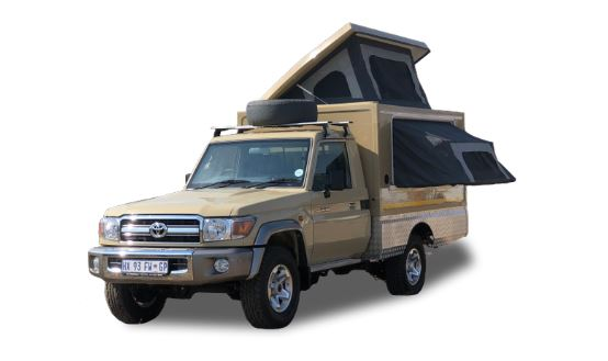 Toyota Landcruiser Single Cab 4x4 ORION