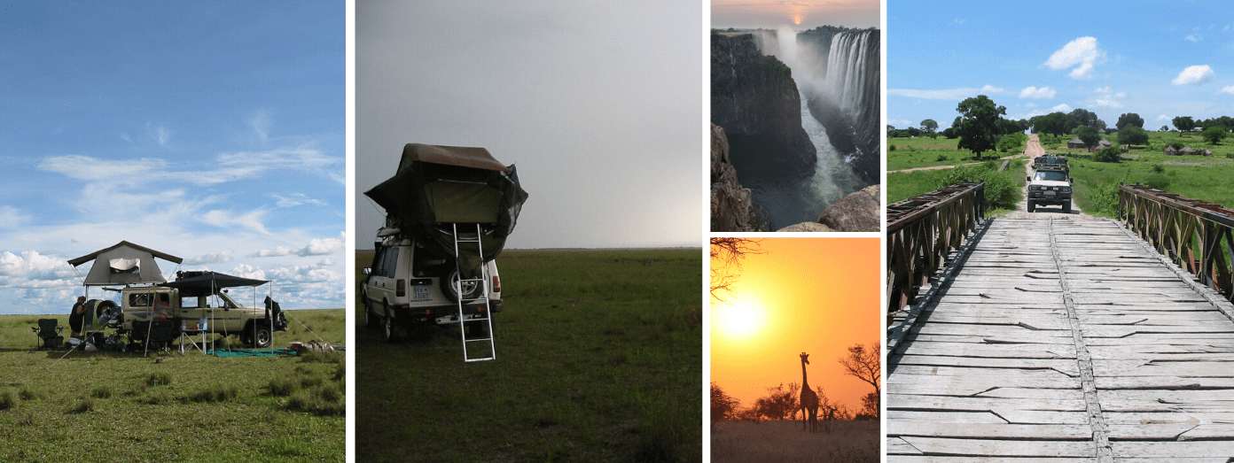 zambia 4x4 self-drive holiday