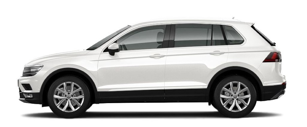 Volkswagen Tiguan Allspace 4x2 Automatic Transmission