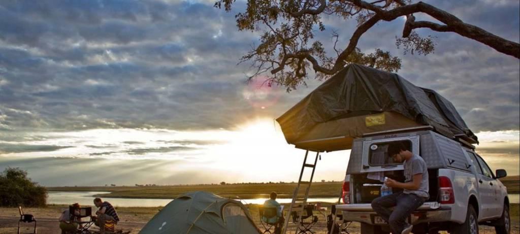 Namibia 4x4 self drive hire
