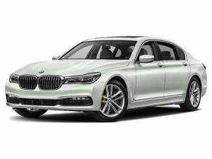 BMW 750i Sedan
