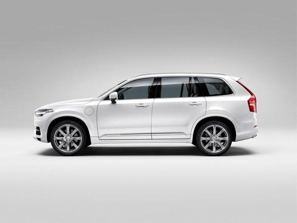 Volvo XC90 T6 R-Design AWD Hybrid