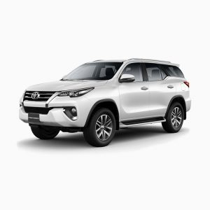 Toyota Fortuner for hire from R795/day