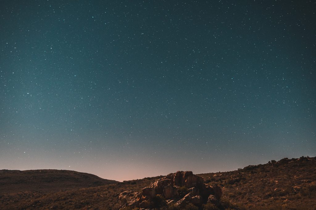 camping in Cederberg national park