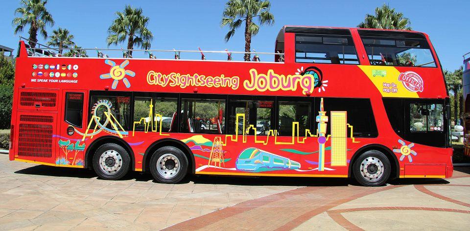 joburg red bus
