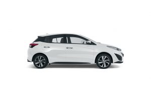 Toyota Yaris Hatch Automatic Transmission