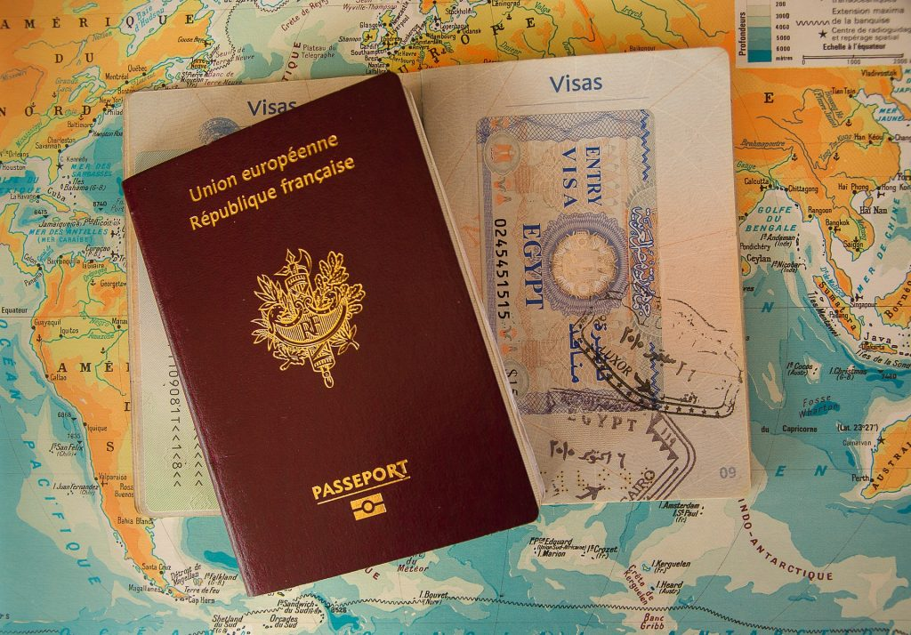 visa requirements in South Africa