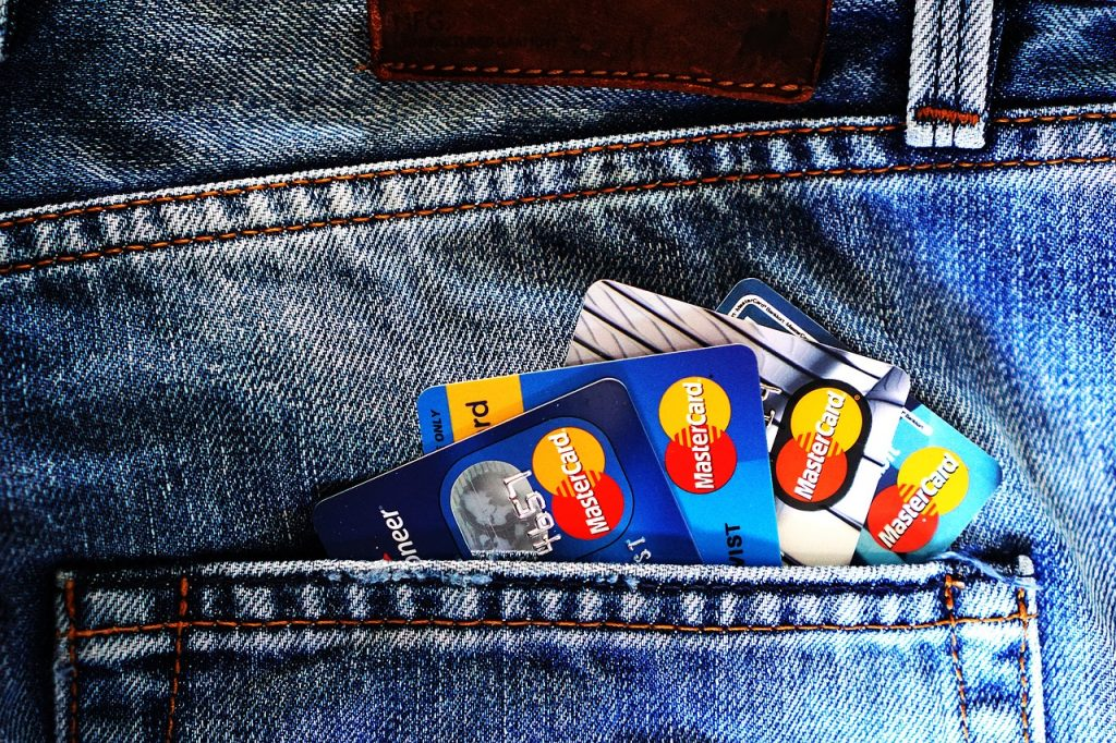 credit cards used in South Africa