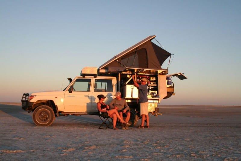 Self Drive Namibia Safari