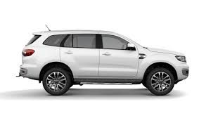 Ford Everest 4x4 Automatic Transmission