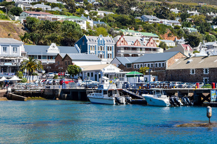Old Harbor Simons Town