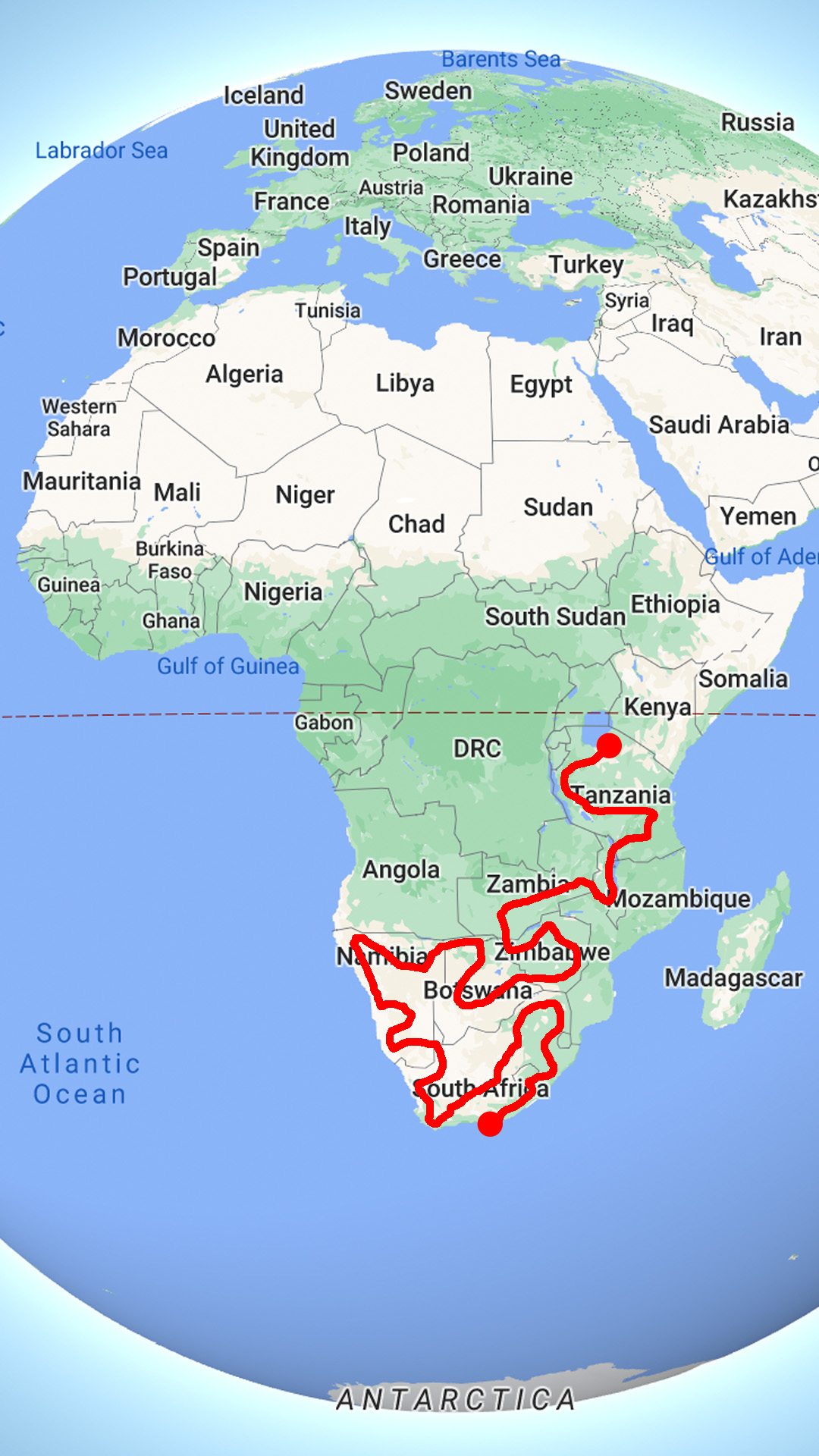 car-hire-botswana