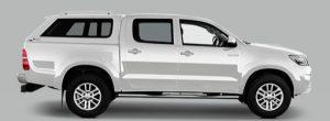 Toyota Hilux Double Cab 4x4 Automatic