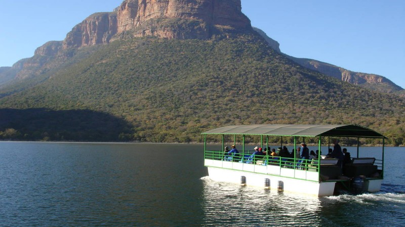 Blyde River Canyon boat cruises