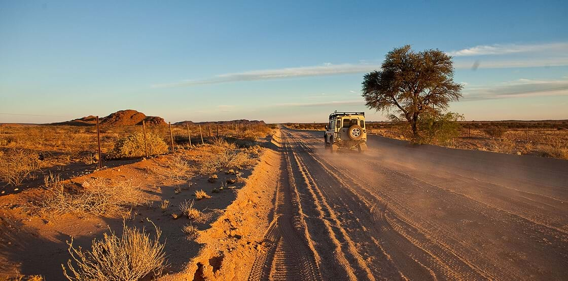 The Great Karoo in South Africa