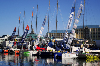 V&A Waterfront International Boat Show