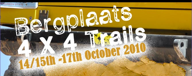 Bergplaats 4x4 Trail Opening