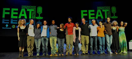 Speaker line-up at FEAT Cape Town South Africa