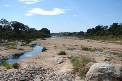 The Dry Season of the Kruger National Park
