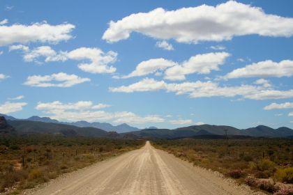 Klein Karoo along Route 62