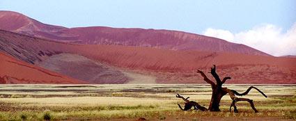 Namibia Sossusvlei sand dunes