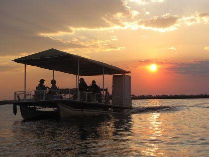 River Safari in Zimbabwe