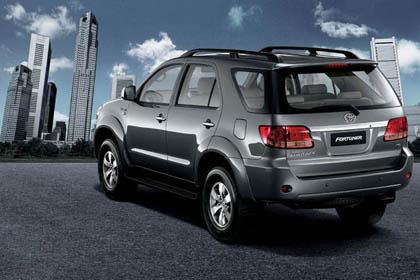 4x4 Hire Botswana Top Gear Botswana Special Toyota Fortuner