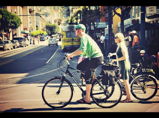 Go Green with a Bicycle