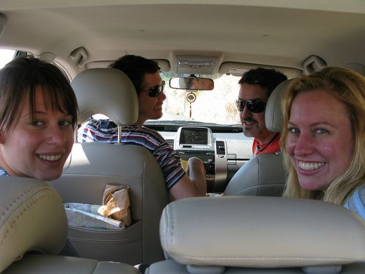 Carpooling reduces energu consumption