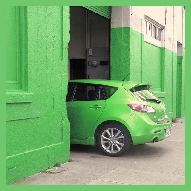 Going green with your car