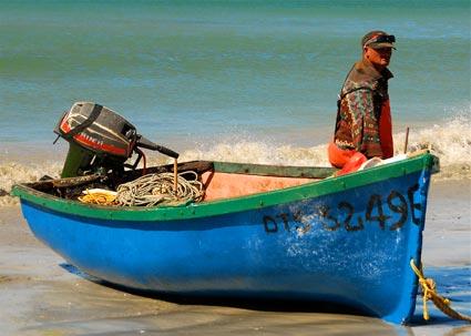 Paternoster fisherman